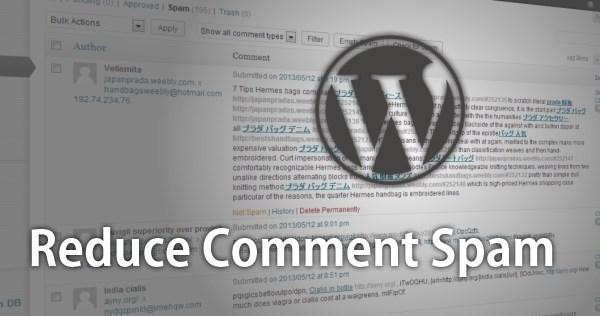 Anti-spam para WordPress